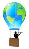 Pesquisa pela oportunidade de negócio Fotografia de Stock Royalty Free