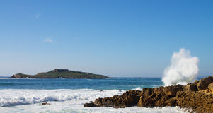 Pessegueiro Island Stock Photography