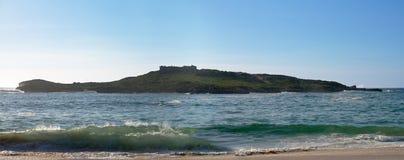 Pessegueiro Island stock images