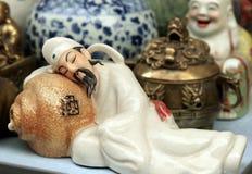 Pessoa art. da porcelana. fotos de stock royalty free