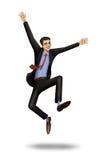 Pessoa bem sucedida Imagens de Stock