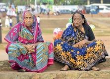Pessoa-observação Fotos de Stock Royalty Free