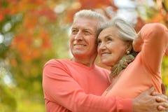 Pessoas adultas felizes Foto de Stock