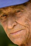 Pessoas idosas o homem imagens de stock
