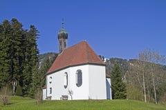 Pest chapel near Wackersberg Stock Photography