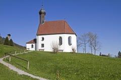 Pest chapel near Wackersberg Stock Images