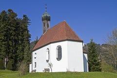 Pest chapel near Wackersberg Royalty Free Stock Image