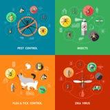 Pest Control Concept Stock Photos