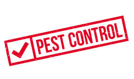 Pest Control rubber stamp Royalty Free Stock Photos