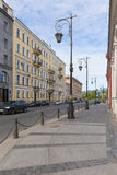 Pestel's street. In town St. Petersburg, Russia Royalty Free Stock Photos