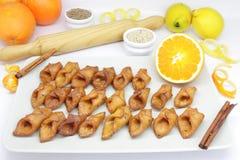 Pestino (dessert andalou type) Image stock