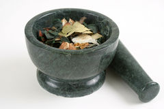 Pestle and Mortar Stock Photos