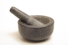 Pestle and mortar Stock Images