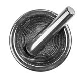 Pestle And Mortar Royalty Free Stock Photos
