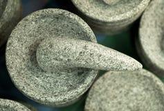 pestlel moździerzowy Fotografia Stock