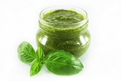 Pesto Fotografia de Stock