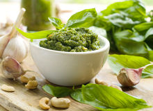 Pesto stockbilder
