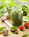 Pesto Royalty Free Stock Photography