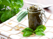 pesto Fotografia Royalty Free
