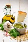 Pesto Royalty-vrije Stock Foto's