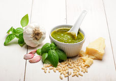 Pesto Royaltyfria Bilder