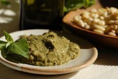 Pesto Stock Fotografie