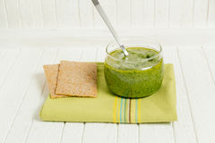 Pesto Image stock