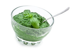 Pesto Stock Photography