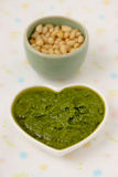Pesto alla Genovese. Stock Photo