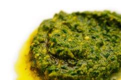 Pesto fabriqué à la main Images libres de droits