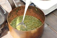 Pesto Royalty Free Stock Photo