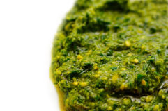 Pesto italien photo libre de droits
