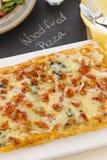 Pesto Marguarita Pizza Stock Images
