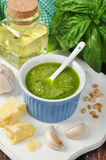 Pesto Sauce Royalty Free Stock Photos