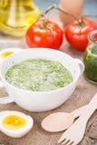 Pesto sauce Royalty Free Stock Images