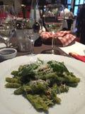 Pesto von Zürich Lizenzfreies Stockfoto