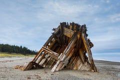 Pesuta Shipwreck stock photos