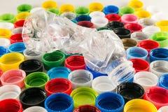 PET ανακύκλωσης Στοκ Εικόνα