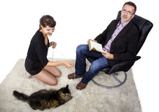 Pet Adoption Royalty Free Stock Photography
