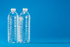 PET bottle that contains the water Royalty Free Stock Image