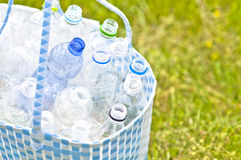 PET bottles Royalty Free Stock Images