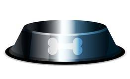 Pet bowl. Vector illustration of pet bowl Royalty Free Stock Image