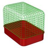 Pet cage Stock Photos