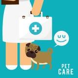 Pet care design Stock Image