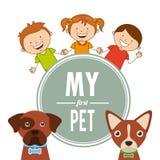 Pet care Stock Photo