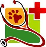 Pet care logo Stock Photos