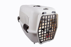 Pet Carrier Royalty Free Stock Images