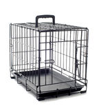 Pet carrier Stock Image