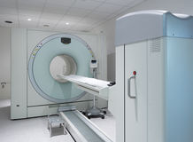 PET/CT scan Stock Photos