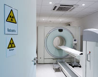 PET/CT scan Stock Image